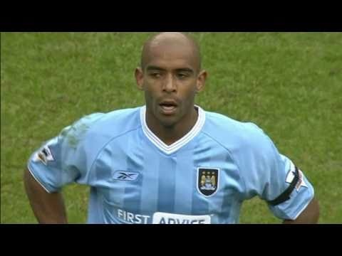 Manchester City 4-1 Manchester Utd [HD] 2004. First derby at CoMS