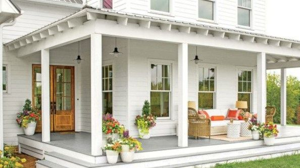 44 Beautiful Porch Ideas That Will Add Value Your Home Porch