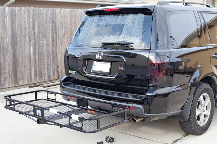 Folding Cargo Carrier? - Honda Pilot - Honda Pilot Forums