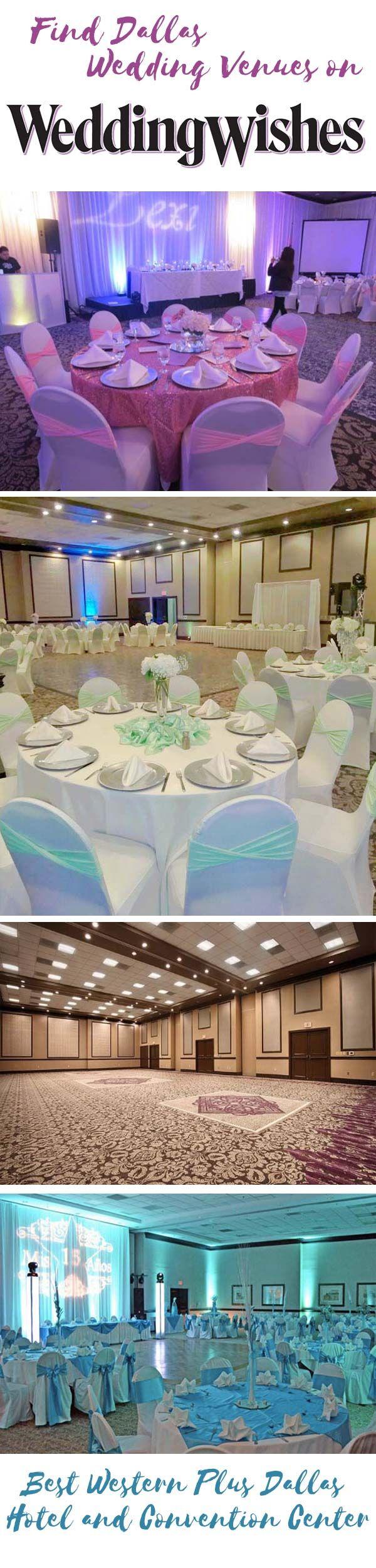 Dallas wedding reception venues/Best Western Plus Dallas Hotel allows outside catering/Dallas wedding hotel