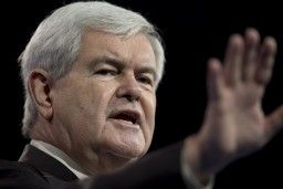 Newt Gingrich: Eliminating Campaign Finance Laws Will 'Equalize The Middle Class And The Rich'