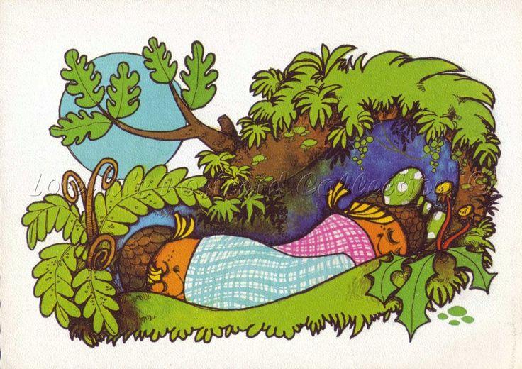 Makk Marci képeslap - Foky Ottó