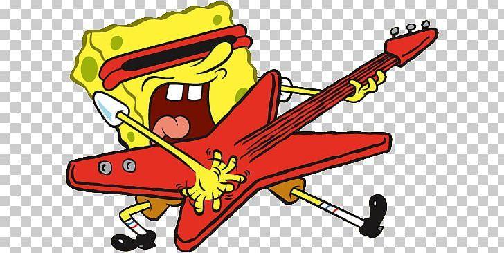 Spongebob Rock N Roll Png At The Movies Cartoons Spongebob Spongebob Rock N Roll Cartoon