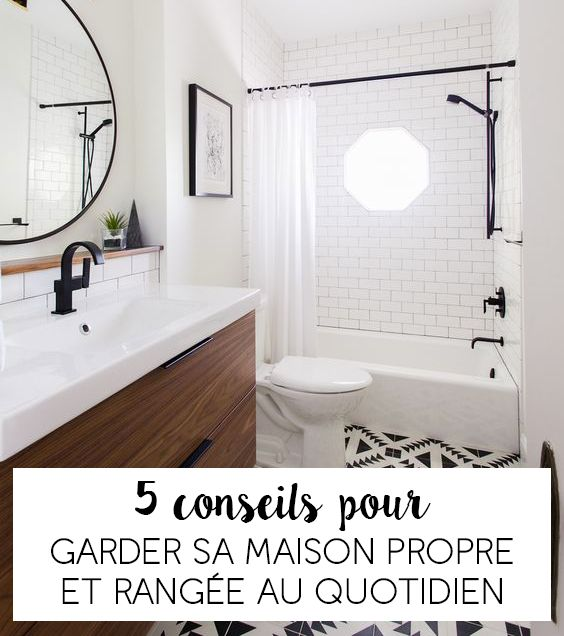 25 best ranger sa maison ideas on pinterest planning - Organisation menage quotidien ...