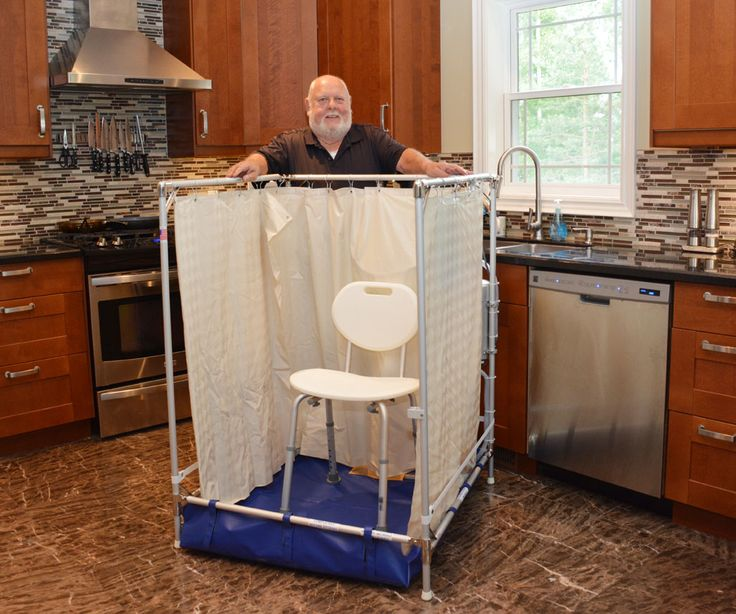 Portable Shower Room : Best accessible homes images on pinterest bath tub