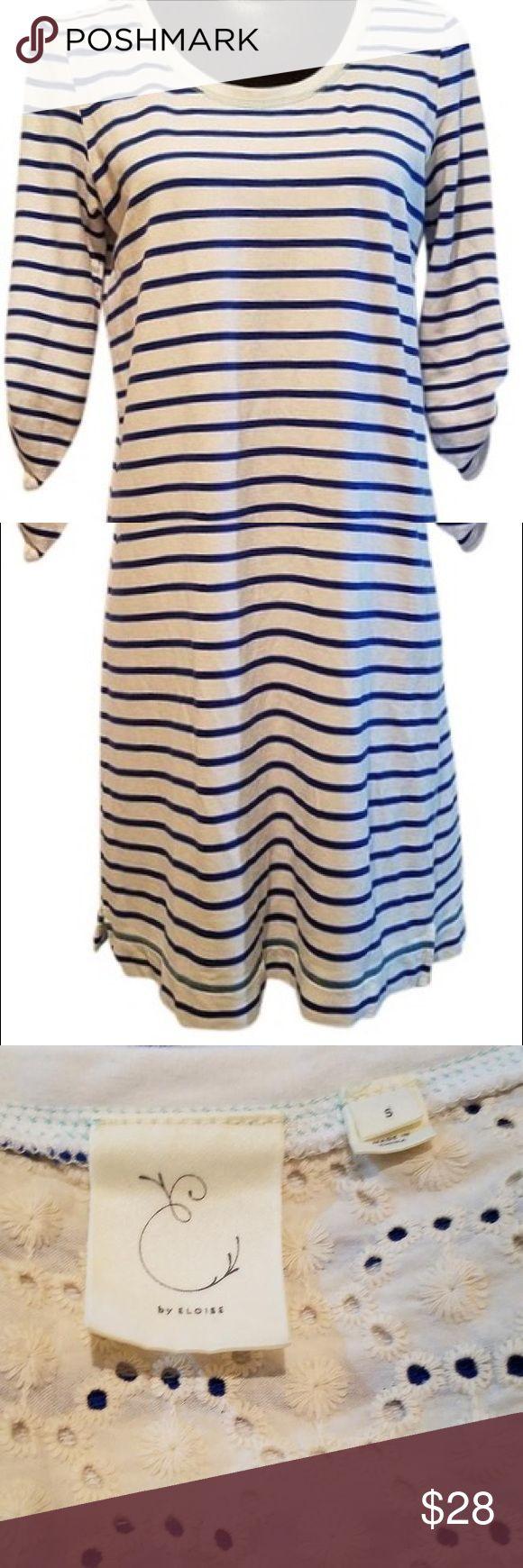 Eloise anthropology dress so cute great shape! Eloise anthropology dress so cute great shape! Anthropologie Dresses Midi