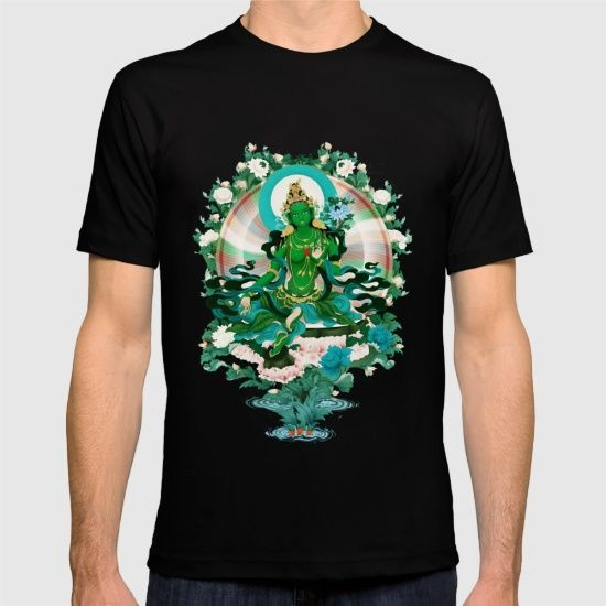 Promo Link for Free Worldwide Shipping+15% off Tapestry...https://society6.com/azima?promo=K8RYDY6V3HCZ  Green Tara for Love! Meditate with Green Tara for Love and Companionship