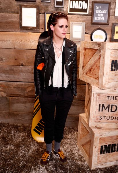 "Kristen Stewart Photos Photos - Actress/director  Kristen Stewart of ""Come Swim"" attends The IMDb Studio featuring the Filmmaker Discovery Lounge, presented by Amazon Video Direct: Day One during The 2017 Sundance Film Festival on January 20, 2017 in Park City, Utah. - The IMDb Studio At The 2017 Sundance Film Festival Featuring The Filmmaker Discovery Lounge, Presented By Amazon Video Direct: Day One - 2017 Park City"