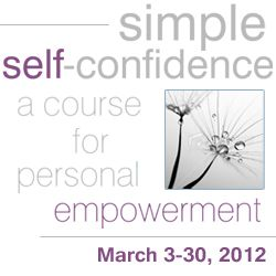 10 ways to feel confident...i really want to embrace these ideas...their so simple!