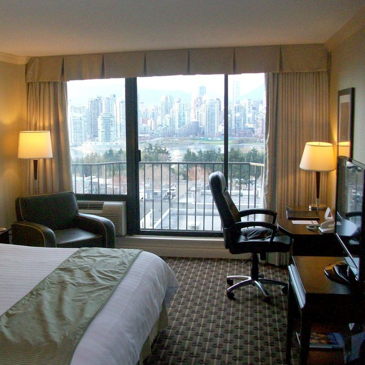 View from our Executive View King room
