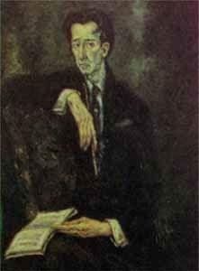 """Porfirio Barba Jacob:  """"Mi poesía es para hechizados. Aunque se manifiesta generalmente como una apariencia de tranquilidad, está llena de temblores, de relámpagos, de aullidos. Hay que desentrañarla, no en la complejidad de sus pensamientos, sino en la complejidad de sus emociones. Parece cerebrizada: no lo es. Yo soy hombre de tono profundo y no un producto al por mayor de la naturaleza."""""""