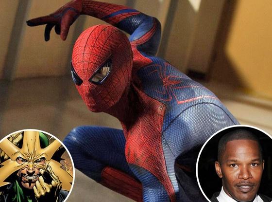 Spider-Man 2 Villain Revealed: Jamie Foxx in Talks for Nemesis Role: Electro