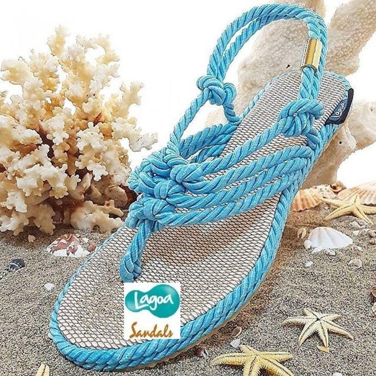 Lagoa Parmak Arası Sandalet