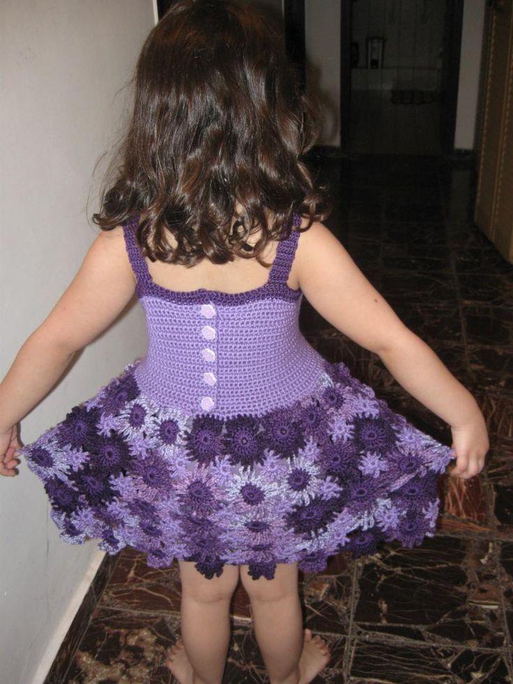 Mejores 42 imágenes de crochet bebe en Pinterest   Artesanías, Ropa ...