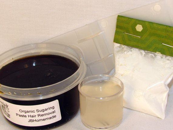 Sugaring Hair Removal Paste - Natural Hair Removal - Sugaring Paste Sugaring For Thicker Hair - 2 Oz