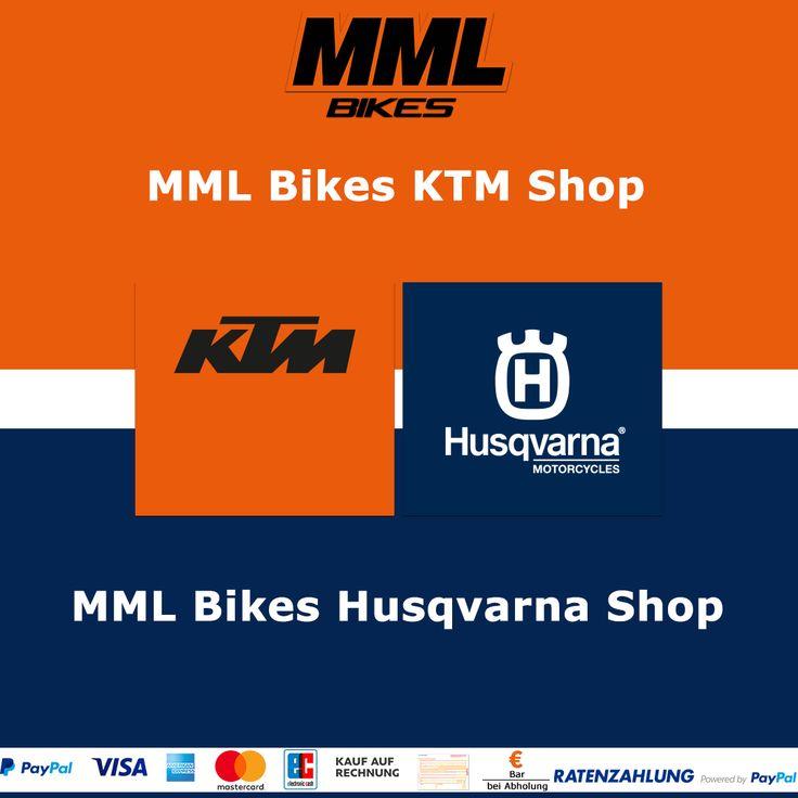 Grosser Herbst Abverkauf in den MML Bikes Onlineshops:  KTM Shop Abverkauf: https://www.mmlshop.de/angebot.php?&sr=1  Husqvarna Shop Abverkauf: http://www.husqvarna-online-shop.de/