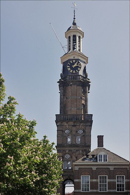 Winehouse Tower in Zutphen