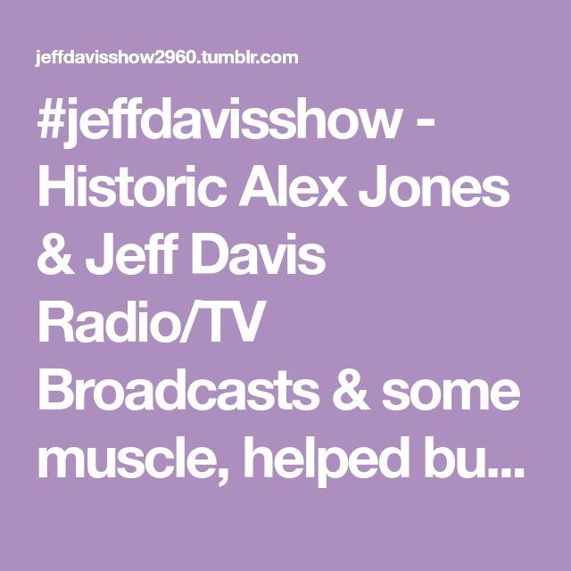 #jeffdavisshow - Historic   Alex Jones & Jeff Davis  Radio/TV Broadcasts & some muscle,  helped build the New  Branch Davidian Chapel  Waco Texas USA  1999 - 2000  Chapel still used today by  Branch Davidians  2018