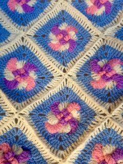 Χειροποίητα πλεκτά Νατάσα  (Natasha's Crochet ): Κουβέρτα αγκαλιάς για μωρά (αγόρια και κορίτσια )...