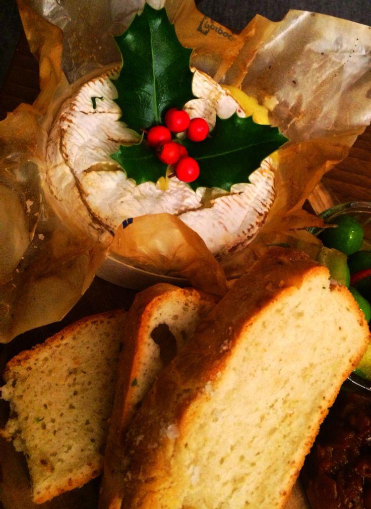 Christmas Camembert!