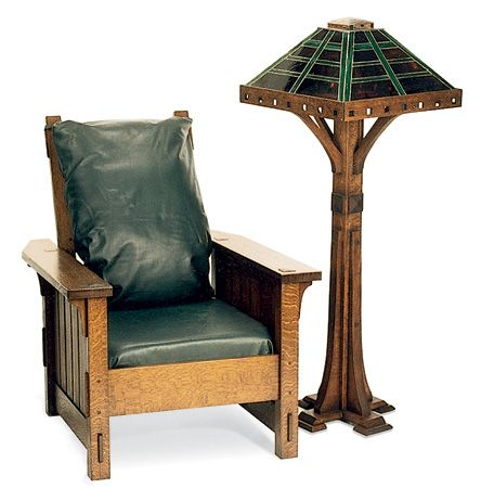 Arts & Crafts Furniture Expo - Arts & Crafts Homes and the Revival ...