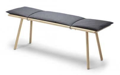 Purchased. Skag Georg bench. Design Denmark. Can get another cushion cover made.