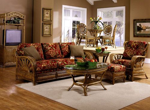 67 Best Beautiful Indoor Wicker And Rattan Living Room