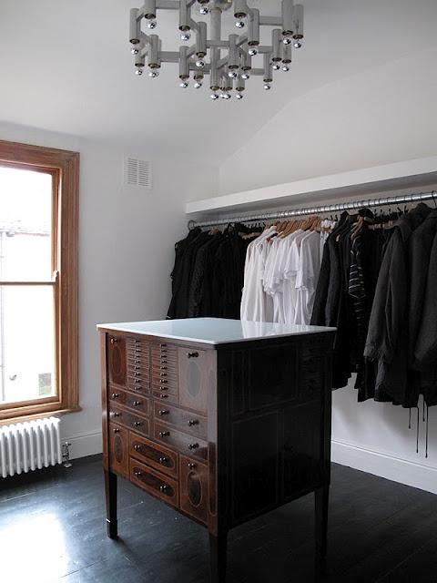 Edwardian Dentist Cabinet Dressing Room Interiors