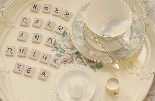 ...for it is the British way!!!!: Teas Time, Teas Cups, Daily Quote, Scrabble Tile, Keepcalm, Drinks Teas, Keep Calm, Teas Parties, Scrabble Letters