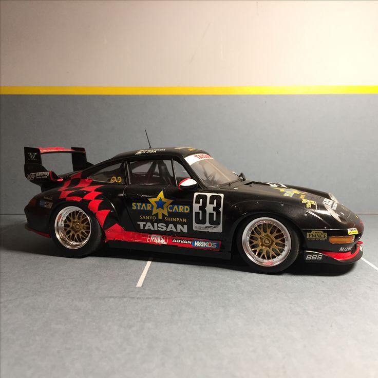 Porsche 911 GT2 Tamiya 1/24