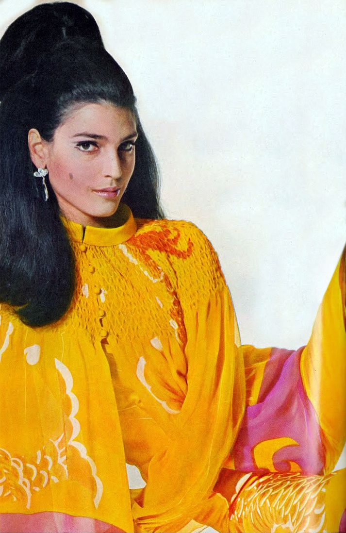 1970s Seventeen Magazine It S That Bohemian Things Again: 1000+ Images About 1960s On Pinterest