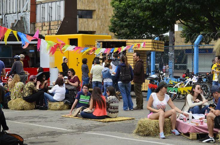 Food Trucks Bogotá