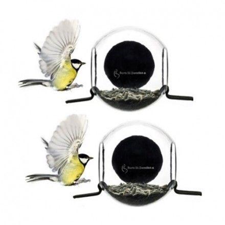 decovry.com+-+Born+In+Sweden+ +Bird+Feeder+ +Set+of+2
