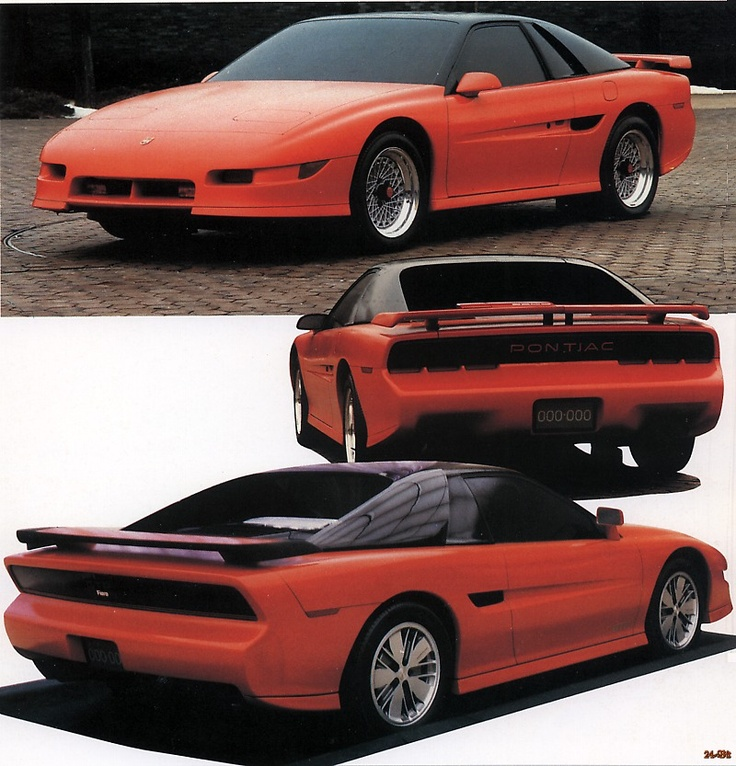 9 Best Pontiac Fiero Images On Pinterest