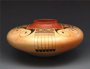 American Indian Hopi Pottery from the Heard Musuem Shop - James Garcia