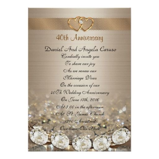 73 Best 50th Anniversary Vow Renewal Invitations Images On