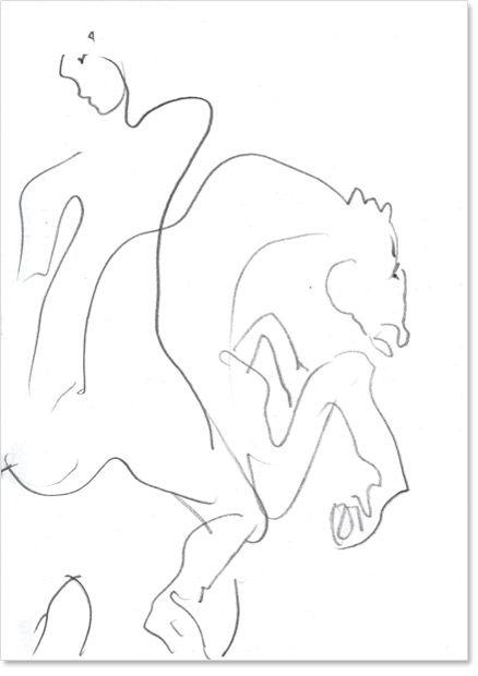 Arte e Arquitetura: Desenhos ao Jantar / Álvaro Siza