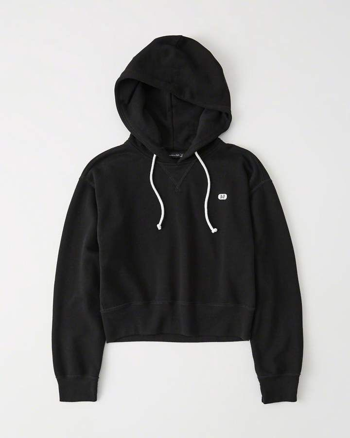 8eaaae5ee8 Abercrombie   Fitch Cropped Hoodie  Fitch Abercrombie Hoodie ...