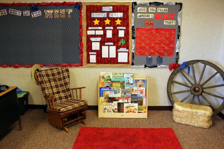 Western Classroom Decor : Images about classroom decor on pinterest cowboy