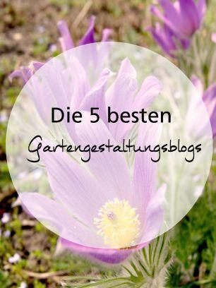 Die 5 besten Gartengestaltungsblogs