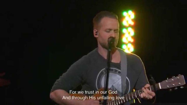 We Will Not Be Shaken - Brian Johnson, Bethel Church