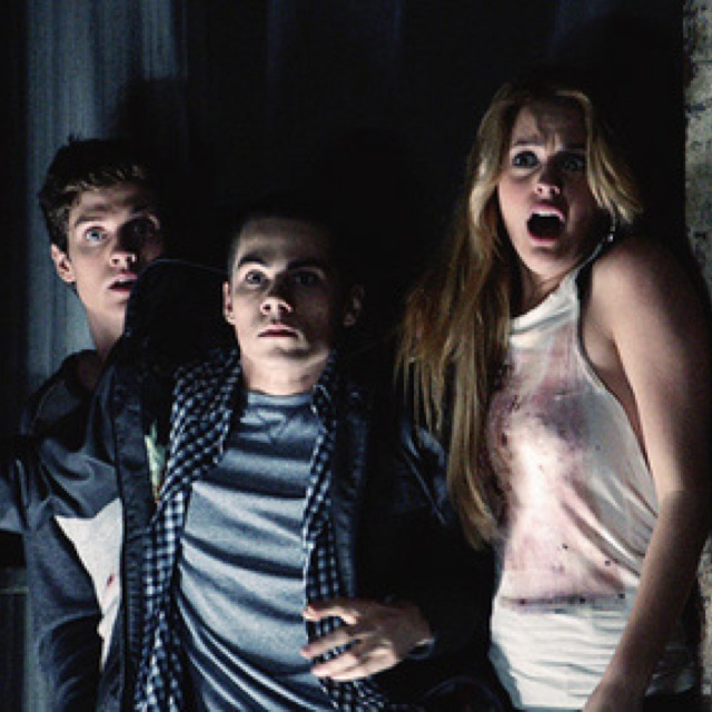 Teen Wolf - Isaac, Stiles & Erika.  Love them!  Especially Isaac... <3