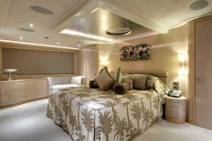Top 3 Luxury Yachts Interiors of Billionaires