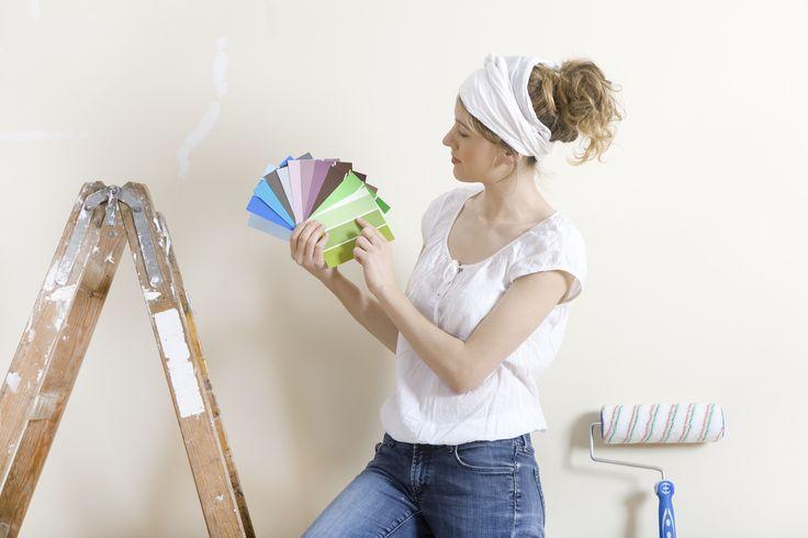 Tinteggiare le pareti di casa e risparmiare con il fai da te http://www.differentdesign.it/tinteggiare-le-pareti-di-casa-e-risparmiare-con-il-fai-da-te/ Rinnovare la casa con la #tinteggiatura fai da te!