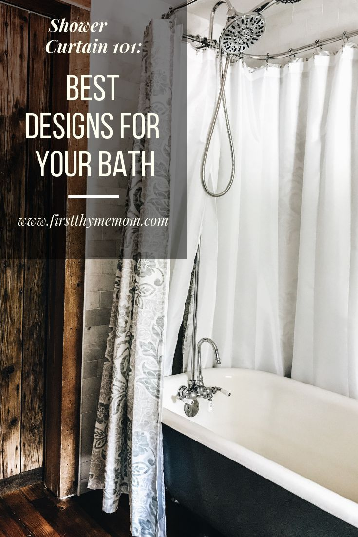 Adorable Freestanding Shower Curtains For Your Tub Bathroom Shower Curtains Cool Shower Curtains Rustic Shower Curtains