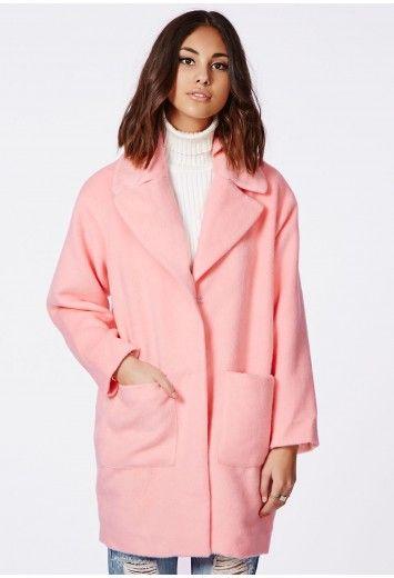 #pink #coat #soft #pastel #loveit