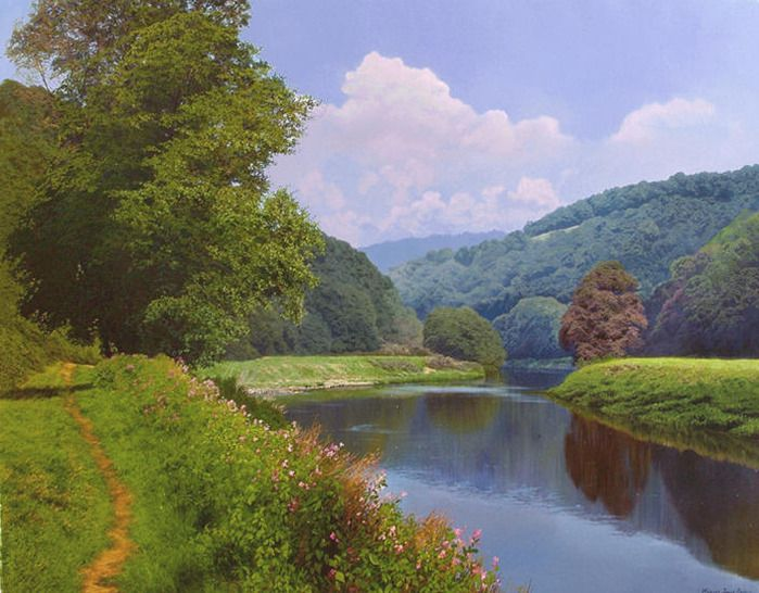 17 best images about artist michael james smith on for Michael james smith paintings