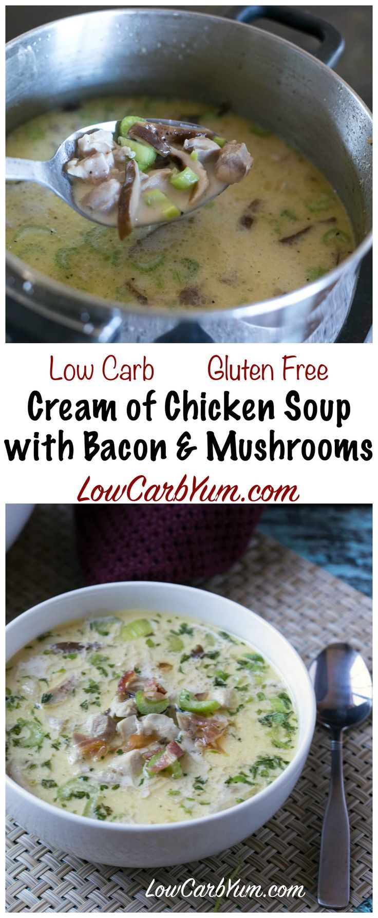 Easy recipes using cream of chicken soup