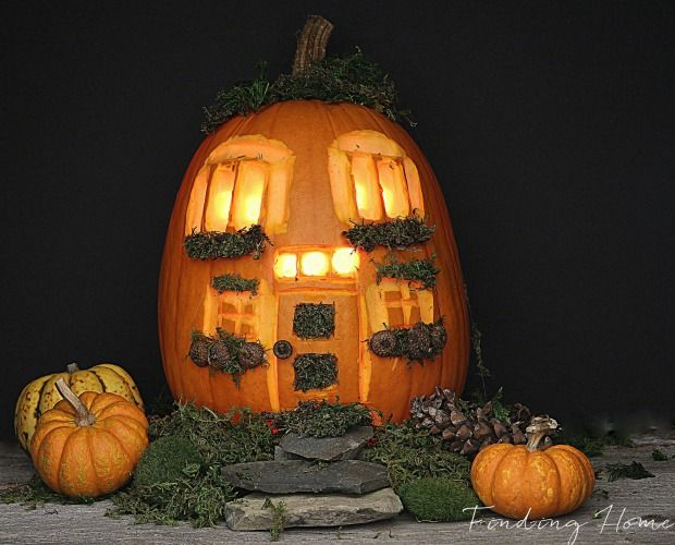 60+ Pumpkin Decorating Ideas And Designs For Halloween Part 73