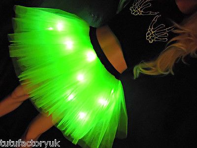 Neon tutu made to #order - any #colour - #light up tutu neon pink tutu with #light, View more on the LINK: http://www.zeppy.io/product/gb/2/121862880956/
